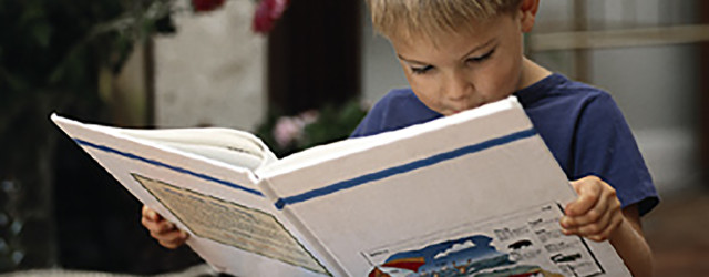Success_Reading_Little_boy_reading